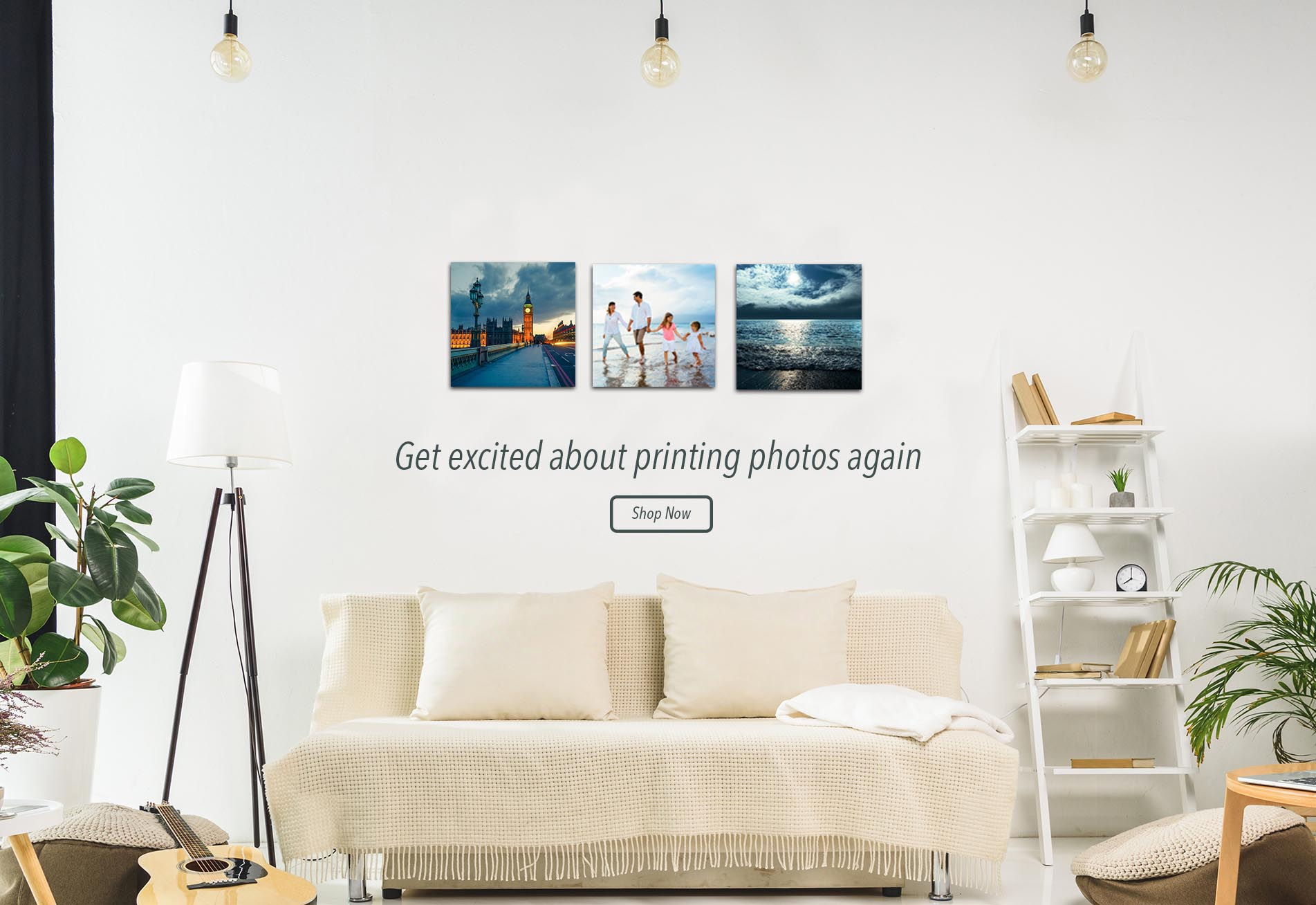 Get excited about printing photos again
